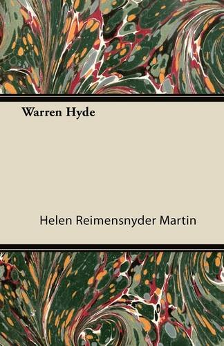 Warren Hyde Cover Image