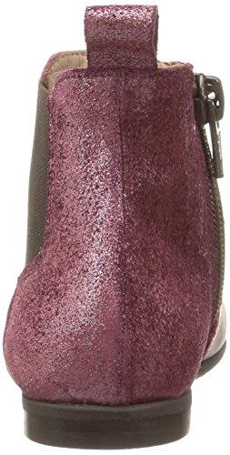 Pèpè 1199, Bottes Classiques fille Violet (Jubilee Lampone/Heritage Elvire Gomma Pd Tm)