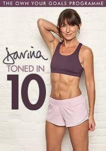 Davina: Toned In 10 [DVD]