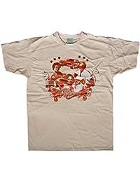 Dukes Of Hazzard T-Shirt tee shirt clothing 70s 80s retro tv gift for him