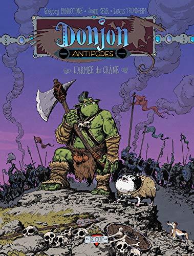 Donjon Antipodes -10000: L'Armée du crâne