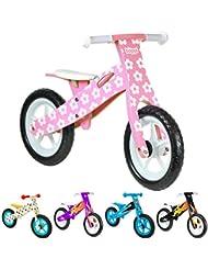 boppi Vélo en Bois pour développer l'équilibre de 3 à 5 Ans
