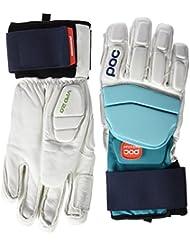 POC Super Palm Comp - Guantes para esquí para mujer, color azul
