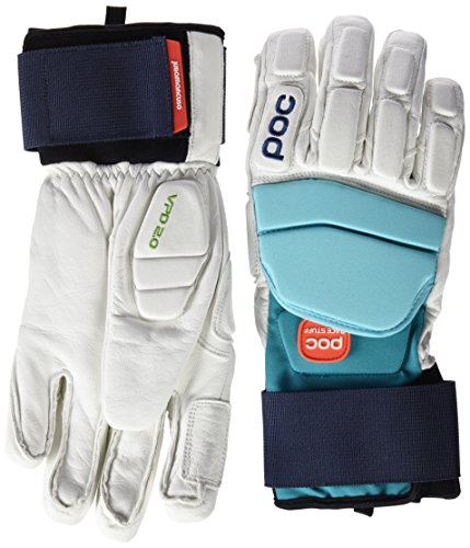 POC Super Palm Comp Julia Ed. Handschuh, White, L