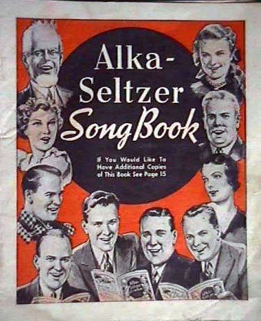 alka-seltzer-song-book