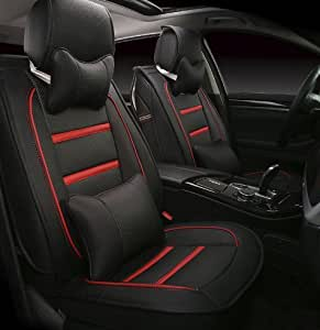 FRONTLINE 3D Car Seat Cover For New Maruti Baleno 2015