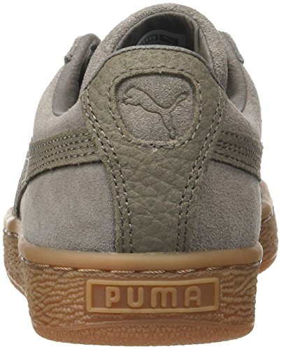 Puma Suede Classic Natural Warmth, Sneakers Basses Mixte Adulte Beige (Falcon-falcon)