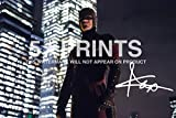 Daredevil-Poster Foto 30.48 x 20.32 cm Charlie Cox Autogramm, signiert, ideales Geschenk, Stil A