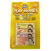 Henbrandt Sterling Toy Play Money Set