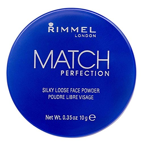 Rimmel London Match Perfection Silky Loose Poudre Visage - 001 Transparent