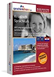 Sprachenlernen24.de Kroatisch-Basis-Sprachkurs: PC CD-ROM f�r Windows/Linux/Mac OS X + MP3-Audio-CD f�r MP3-Player. Kroatisch lernen f�r Anf�nger. Bild