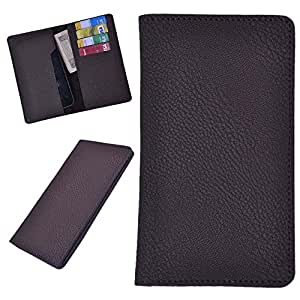 DCR Pu Leather case cover for XOLO Q710s (brown)