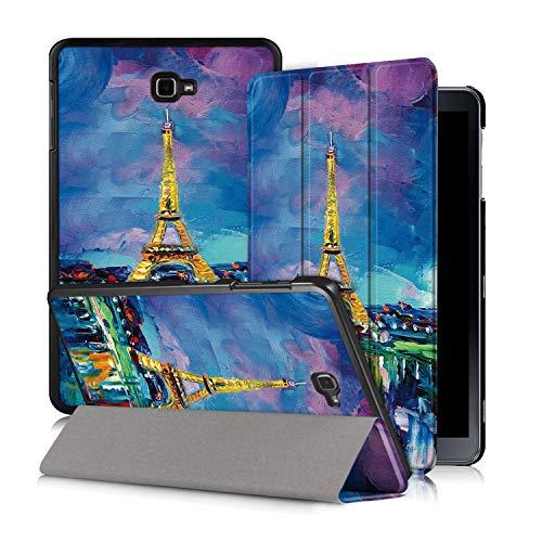 Xuanbeier Custodia Ultrasottile per Samsung Galaxy Tab A 10.1 2016 A6 T580 T585 (Z-Tower c)