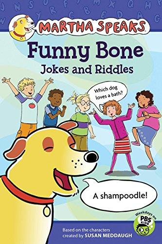 Funny Bone Jokes and Riddles (Martha Speaks (Quality))