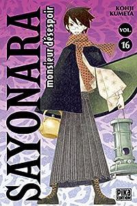 Sayonara Monsieur Désespoir Edition simple Tome 16