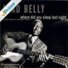 Where Did You Sleep Last Night: Lead Belly Legacy, Vol. 1