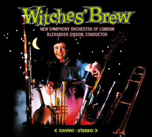 Witches' Brew (Witches Brew-cd)