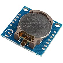HALJIA Tiny DS1307 I2C RTC DS1307 24C32 Real Time Clock Module for Arduino AVR PIC 51 ARM