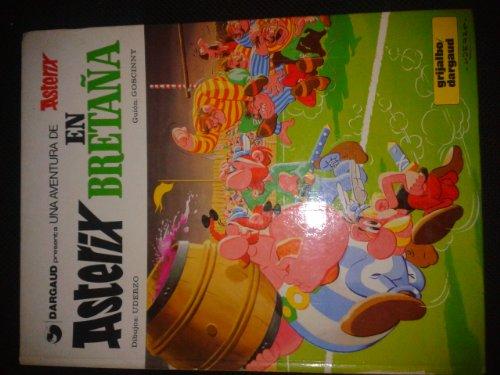 Asterix en bretaña (Una aventura de Asterix)