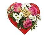 Blumenstrauß'Sweet Love' VERSANDKOSTENFREI + kostenlose Glückwunschkarte (Lieferung: sofort)