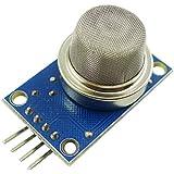 Aihasd MQ135 MQ-135 Calidad del aire Amoniaco Gas Módulo De Sensor Detector Módulo de alarma