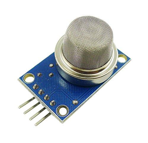 Aihasd MQ-135 capteur de qualité de l'air module de détection de gaz dangereux pour Arduino