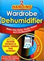 3 X Interior Hanging Wardrobe Dehumidifier By AirWise - Helps Stop Damp : everything 5 pounds (or less!)