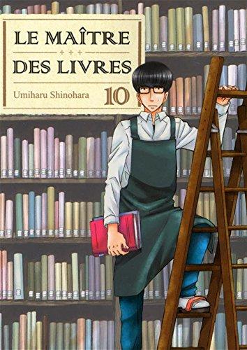 "<a href=""/node/154821"">Le maître des livres - tome 10</a>"