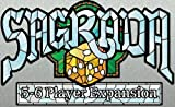 Floodgate Games Sagrada: 5 & 6 Player Expansion - English