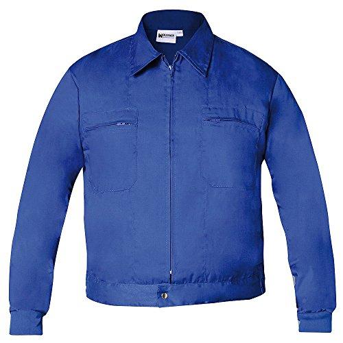 Wolfpack 15021220 Chaqueta de Trabajo, Talla 52, Color Azul