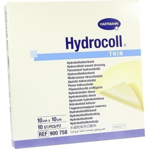 Hartmann HYDROCOLL Pflaster 10x 10cm Pack 10