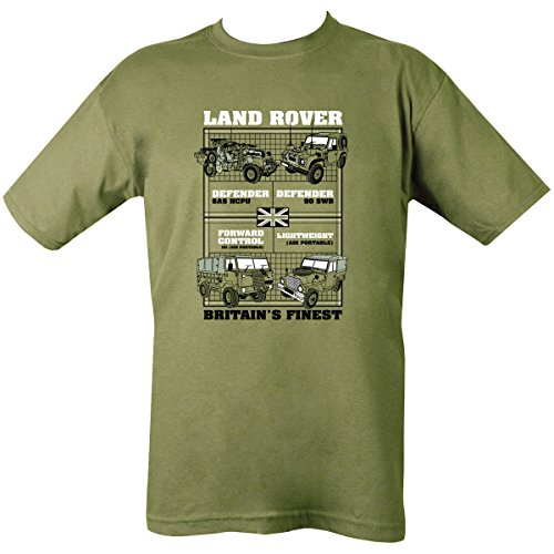 kombat-uk-land-rovers-t-shirt-homme-vert-olive-x-large