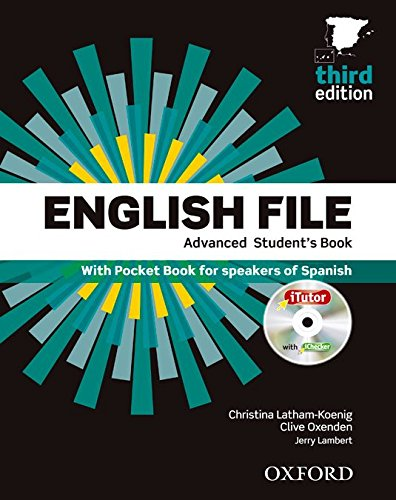 Pack English File. Level Advanced. Student's Book (+ Workbook + Key) - 3rd Edition (English Files)