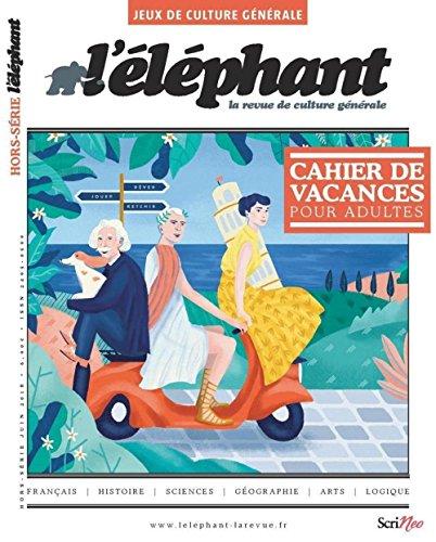 Hors-Serie Jeux - Numero 5 - l'Éléphant Ete 2018 par Collectif