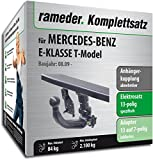 Rameder Komplettsatz, Anhängerkupplung abnehmbar + 13pol Elektrik für Mercedes-Benz E-KLASSE T-Model (142980-08160-1)