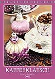 Kaffeeklatsch - Antikes Porzellan (Tischkalender 2019 DIN A5 hoch): Kaffeekannen und Vasen aus dem Biedermeier, Historis