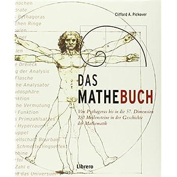 Das Mathebuch: Von Pythagoras bis in die 57. Dimension. 250 Meilensteine in der Geschichte der Mathematik