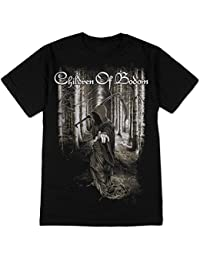 Children Of Bodom - - Décès Wants You T-shirt In Black