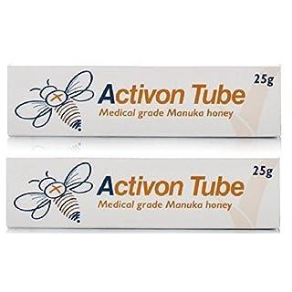 Activon Medical Grade Manuka Honey 25g (Pack of 2)