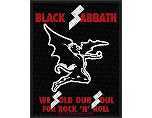 Black Sabbath - We Sold Our Soul For Rock 'n' Roll - Toppa/Patch