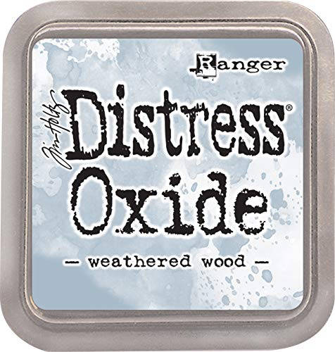 Tim Holtz Distress Oxides Weathered Wood -