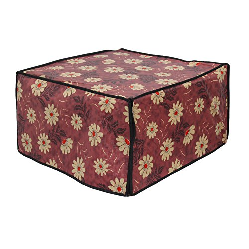 Lithara Beautiful Flower Printed Microwave Oven Cover for Whirlpool Magicook-Deluxe-20L 20 ltr  available at amazon for Rs.399