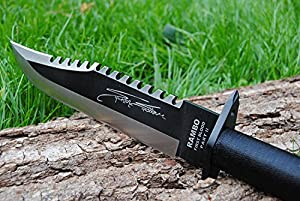 Rambo Messer John Rambo First Blood Part II Signature Edition