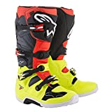 Botte Moto Cross Enduro Cuir Alpinestars Tech 7