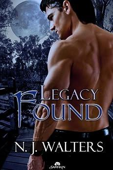 Legacy Found (Legacy Series) by [Walters, N.J.]