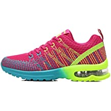 separation shoes 2ac2d 16ed3 Donna Scarpe da Running Sportive Corsa Sneakers Ginnastica Outdoor  Multisport Shoes