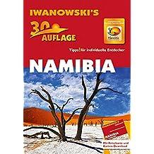 Namibia - Reiseführer von Iwanowski: Individualreiseführer mit Extra-Reisekarte und Karten-Download (Reisehandbuch)