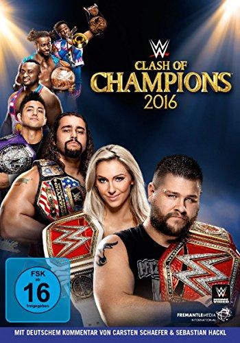WWE - Clash of Champions 2016 (Champion Womens Wwe)