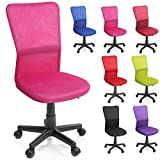 Best Work Chairs - TRESKO Office Chair Swivel Desk, 7 colours available Review