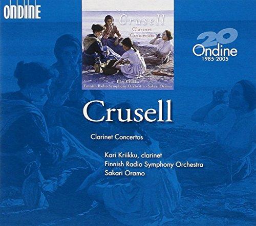 Klarinettenkonzerte Op.1/Op.5